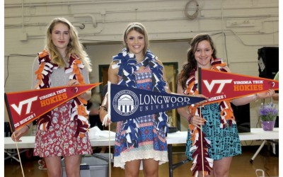 APEX Gymnasts Commit To Colleges