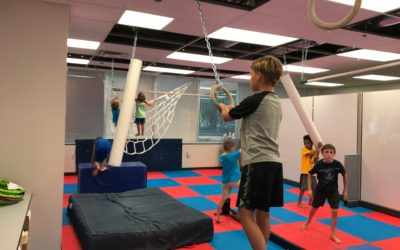 NEW – Warrior Fitness JR!