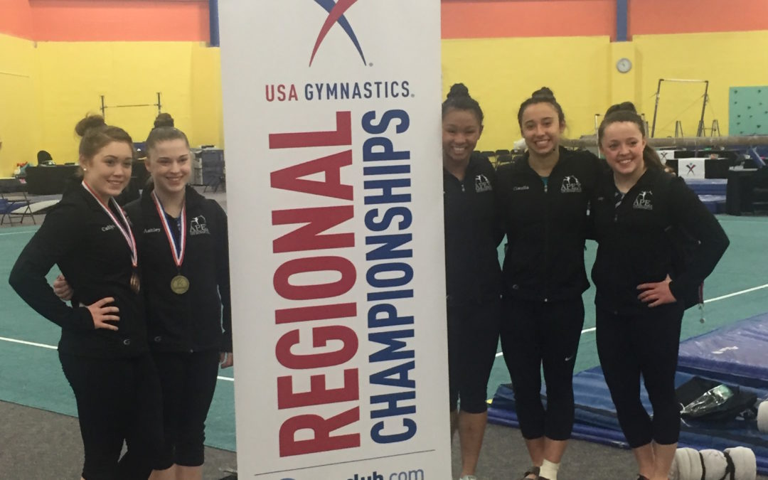 APEX Heads to Nationals